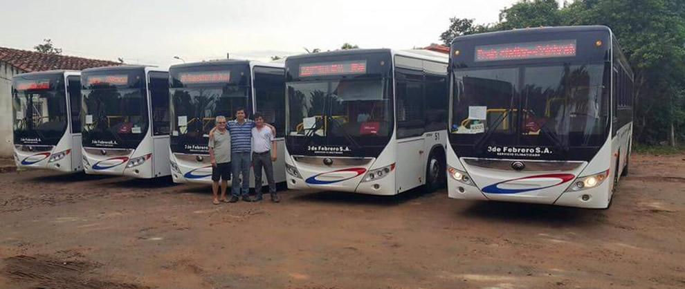 Empresa De Transporte 3 De Febrero S.A